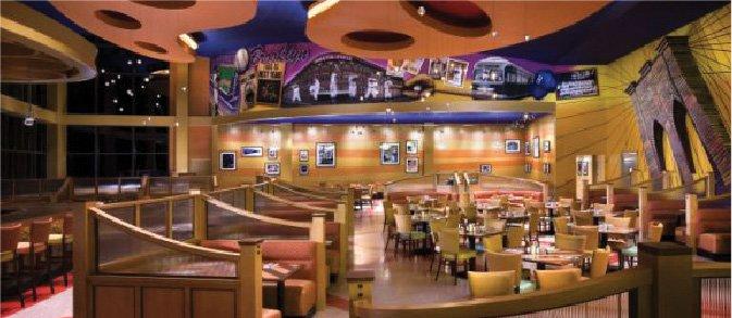Foxwoods Restaurant