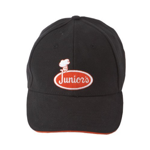 Black Juniors Hat  - Medium/Large