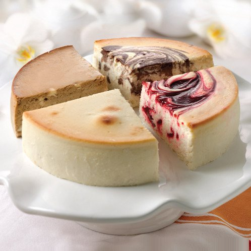 Sugar Free Cheesecake Sampler