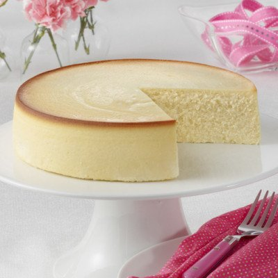 Sugar Free Low Carb Plain Cheesecake