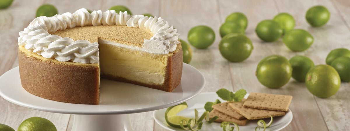 Summer Cheesecake Sale